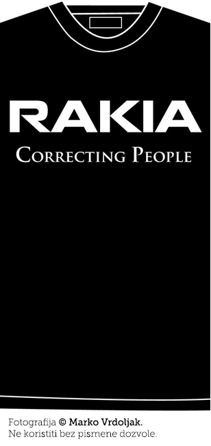 RAKIA CORRECTING PEOPLE